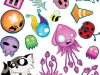 anime-sticker-sheet