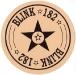 Blink182chucktaylorsticker