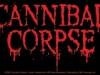 CannibalCorpsedrippingletterssticker