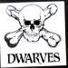 Dwarvesskullandcrossbonessticker