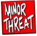 MinorThreatwhiteonredsticker