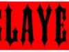 Slayerblackonredsticker