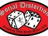 SocialDistortiondicesticker