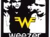 Weezeryelloewsticker