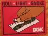 dgkskateboardsrolllightsticker
