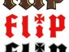 flipskateboards3xlogostickers