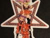Hook-Ups-pentagram-strwaberry-girl