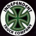 Independenttrucksgreenblacksticker