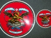 Powell Peralta large and small red dragon