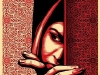 ShepardFaireypalestinian womansticker