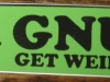 GNUsnowboardsgetweirdsticker