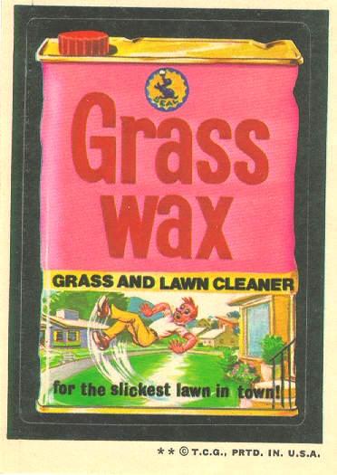 grasswax