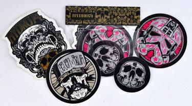 Hydro74 stickers