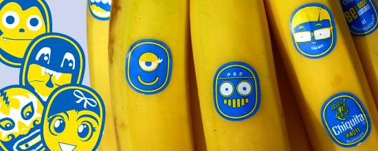 Chiquita Banana Brand Refresh